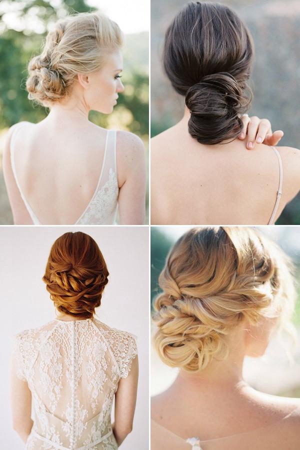 low-chignon-wedding-hairstyles