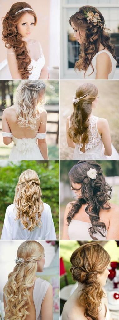 simple-half-down-half-up-wedding-hairstyles