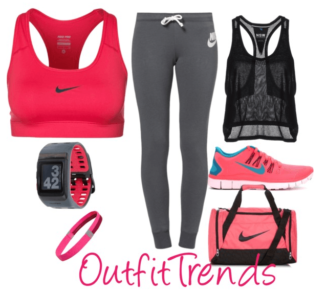 Cool Stylish Summer Workout Outfits for Women - Gym Outfit Ideas