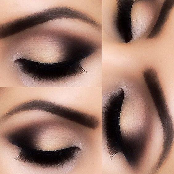 Smokey Eye Makeup Ideas