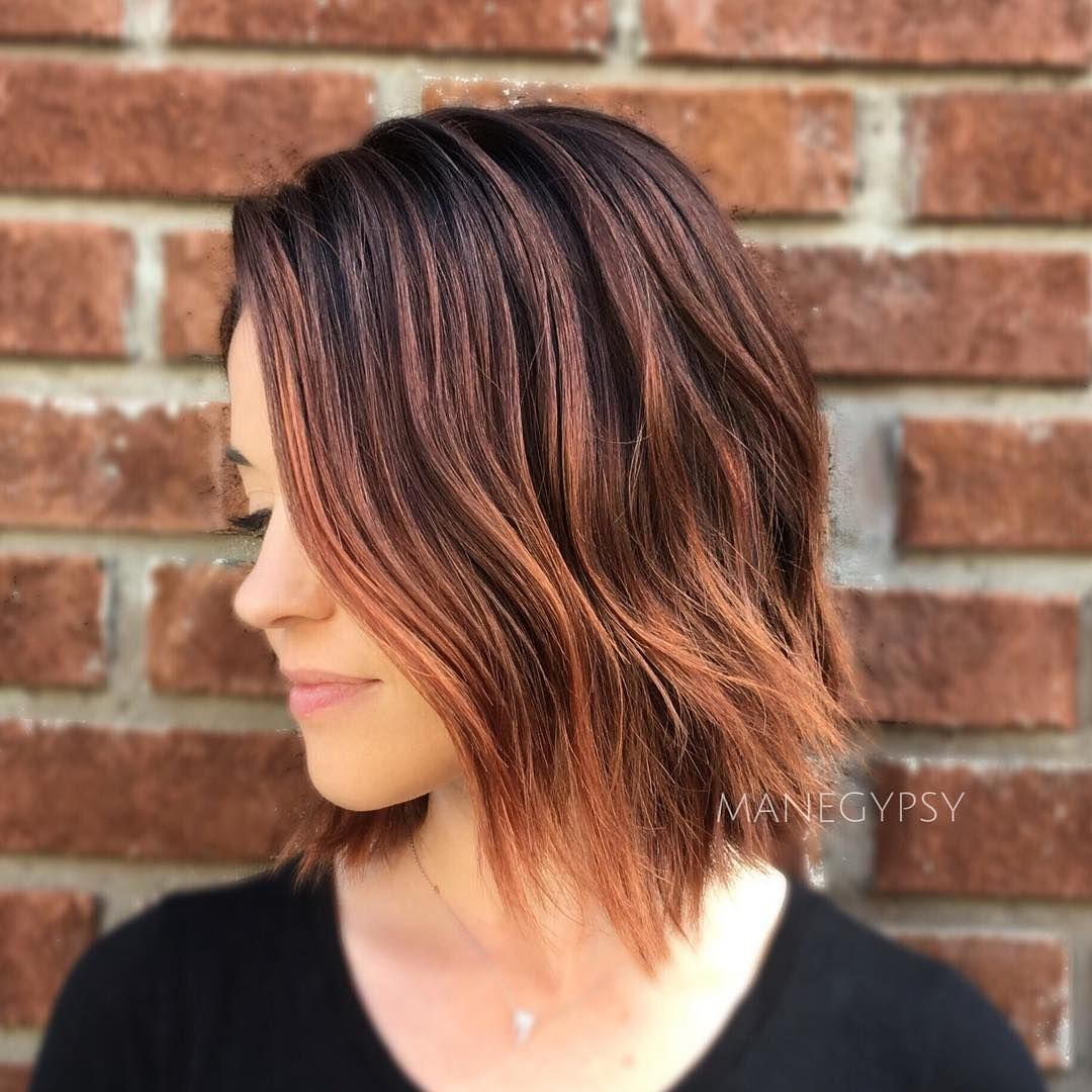 Image result for balayage short hair