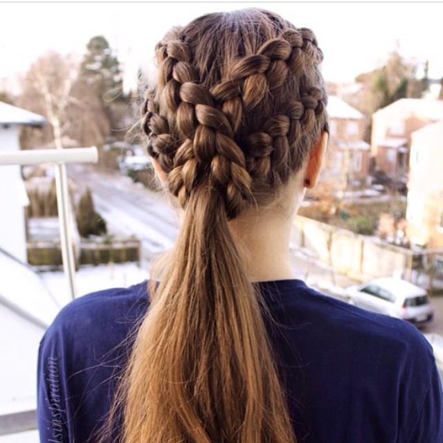 Image result for ponytail