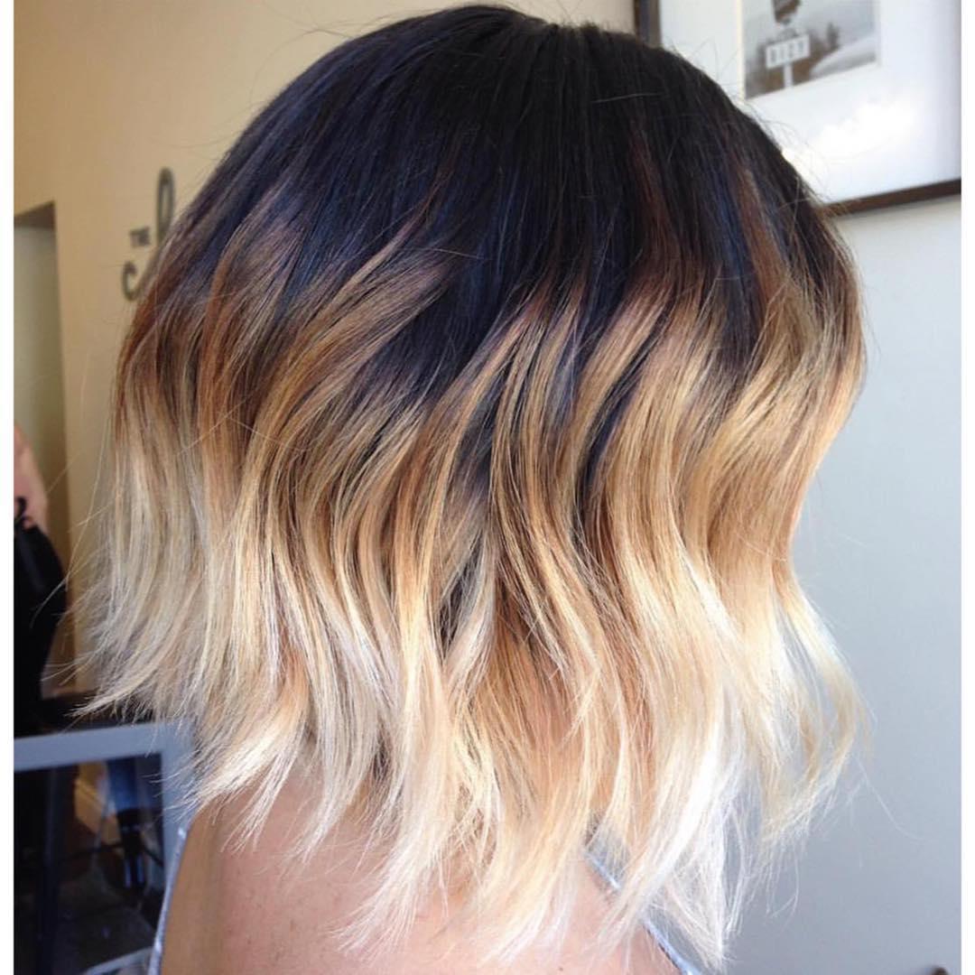 balayage hairstyles 2019