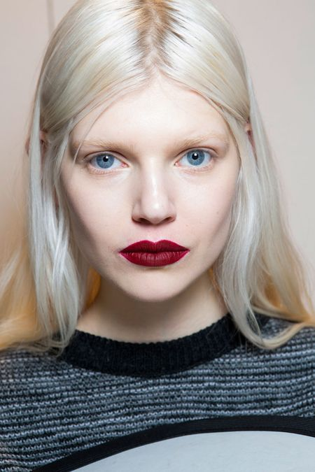How to Rock (Temporary) Bleached Brows