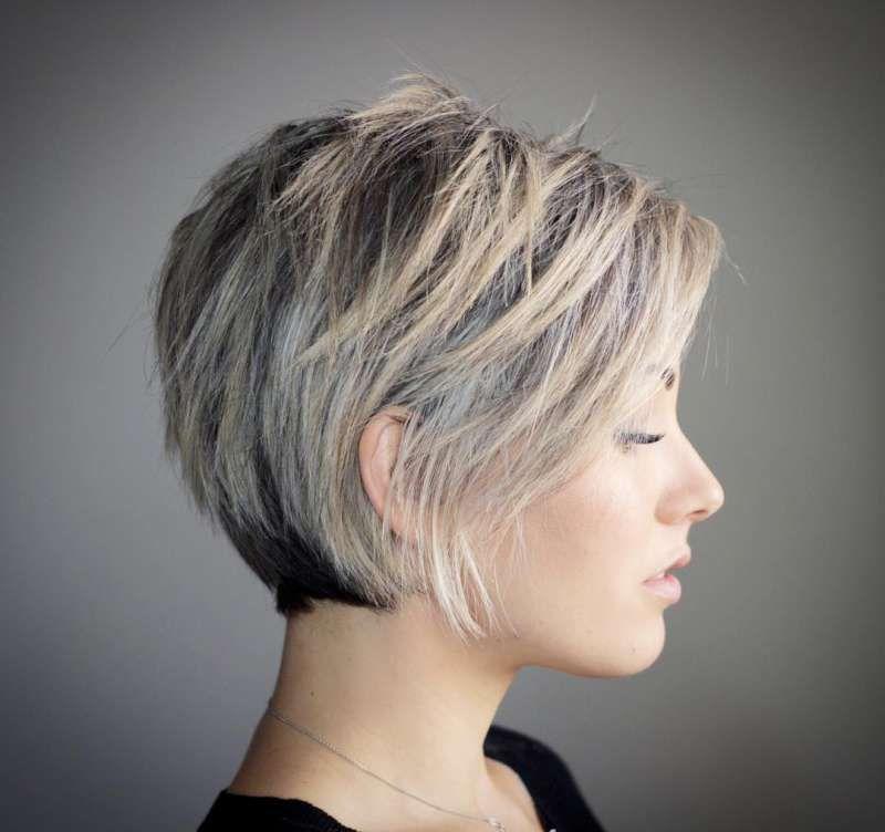 short hairstyles 2021