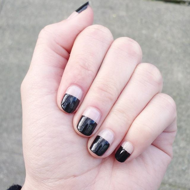 Image result for Minimalist Nail Design